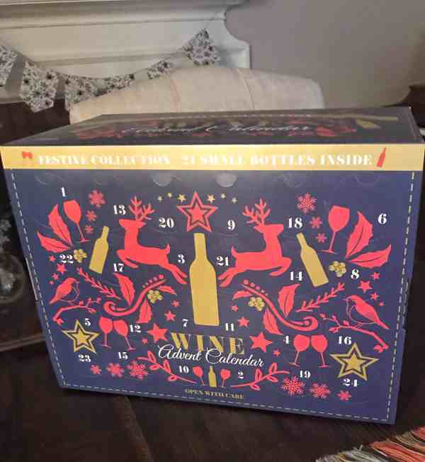 Aldi Wine Advent Calendar 2018