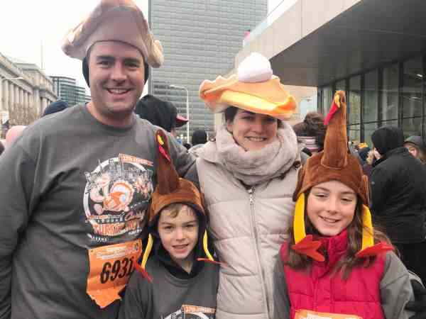 Cleveland Turkey Trot 2018