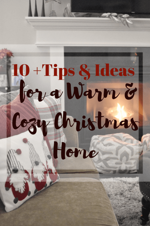 How to make a simple and cozy Christmas #decor #simplified #easy #diy