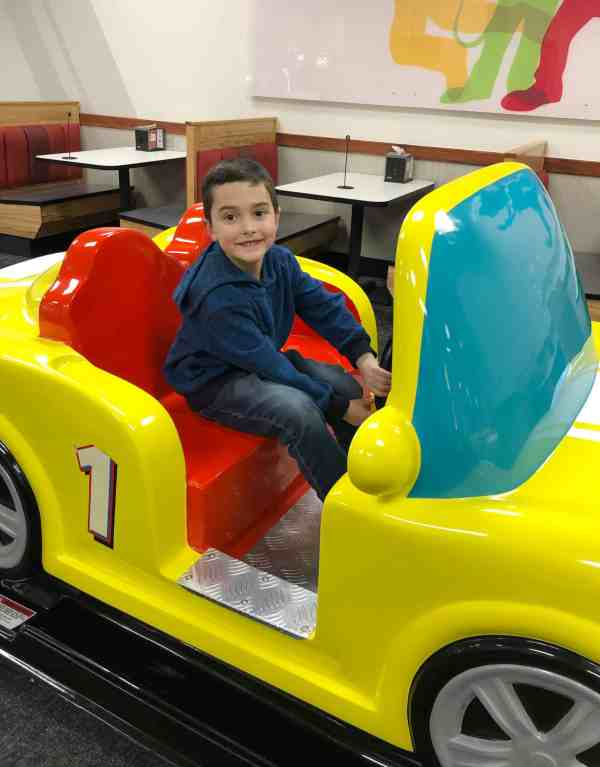 Chuck E. Cheese North Olmsted Ohio #attractions #games