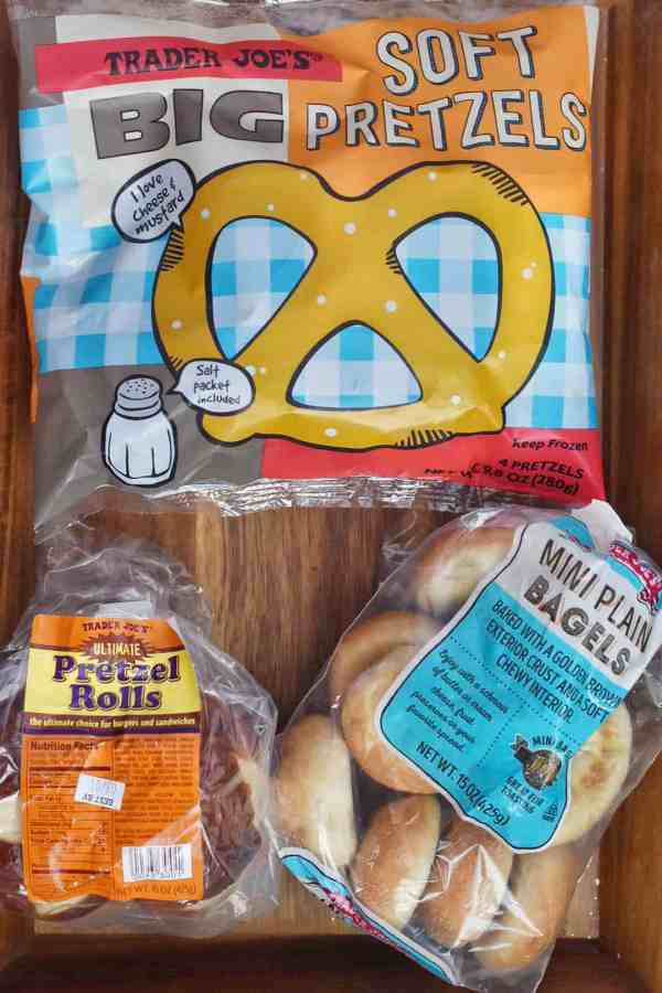 What to get at Trader Joe's for your family #kids #shoppinglist #healthy