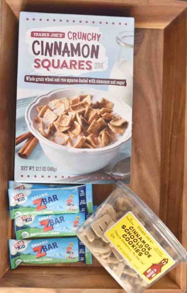 The best Trader Joe's snacks for kids and families #shoppinglist #healthy #family