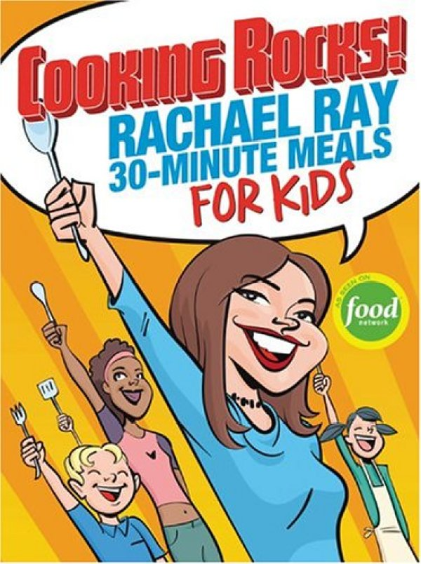 Seven of the best cookbooks for kids who like to cook #easyrecipes #kidfriendly #healthy