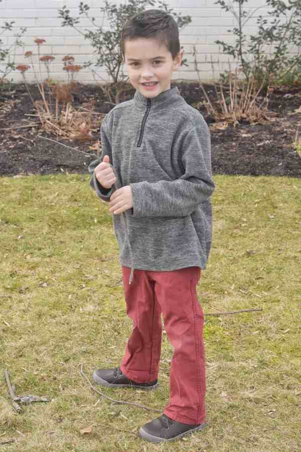 Winter Style for Boys #shoes #pediped #sponsored