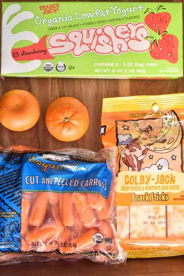 25+ Kid Friendly Family Friendly Trader Joe's Snacks #favorites #healthysnacks #shoppinglist