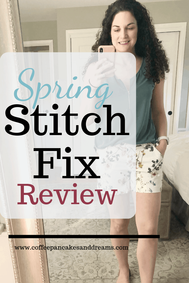 Stitch Fix May 2019 Review #momstyle #springoutfits #summeroutfitideas