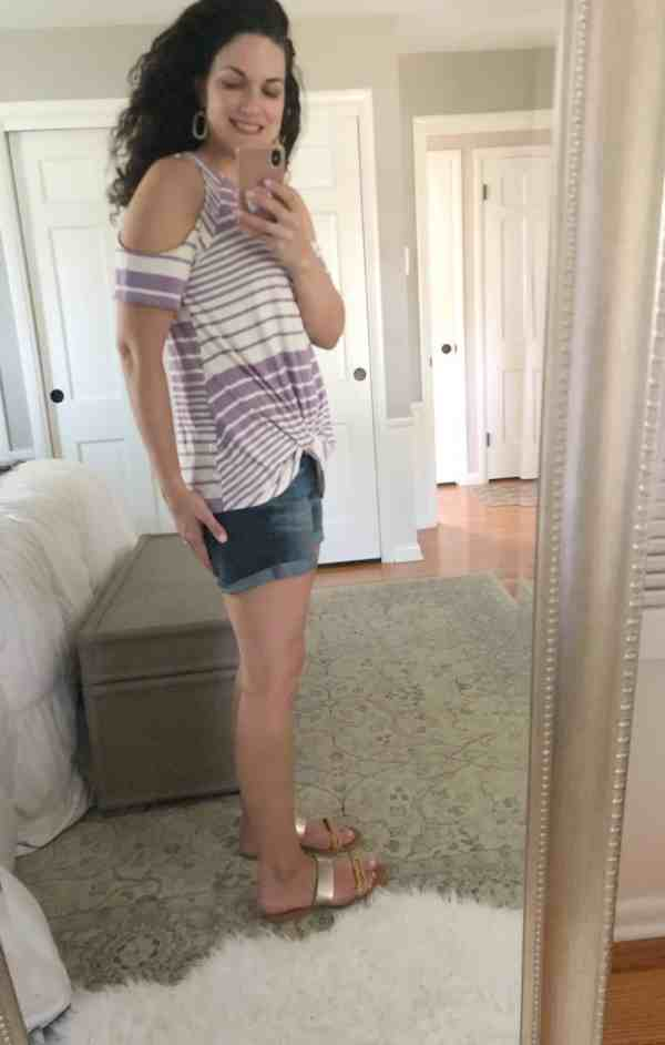 Fashom Clothing Box Review #summer #style #affiliate #momstyle
