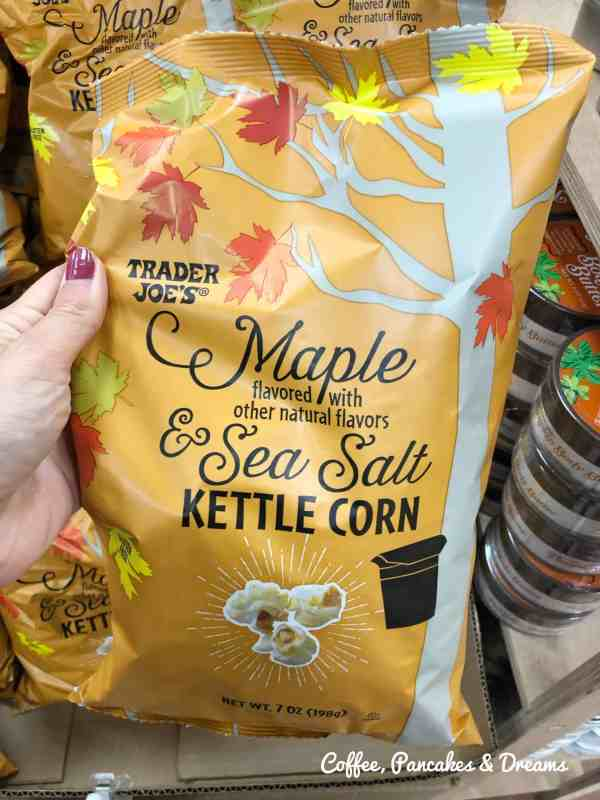 Trader Joe's Fall Products to Buy