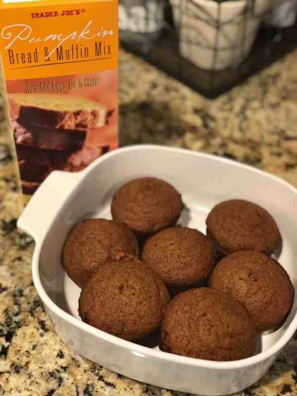Trader Joe's Fall favorites 2019 #pumpkin #healthy #snacks