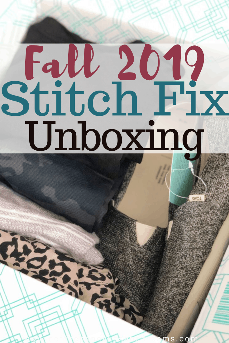 September Stitch Fix Box Review #fallstyle #falloutfits #clothingsubscriptionbox