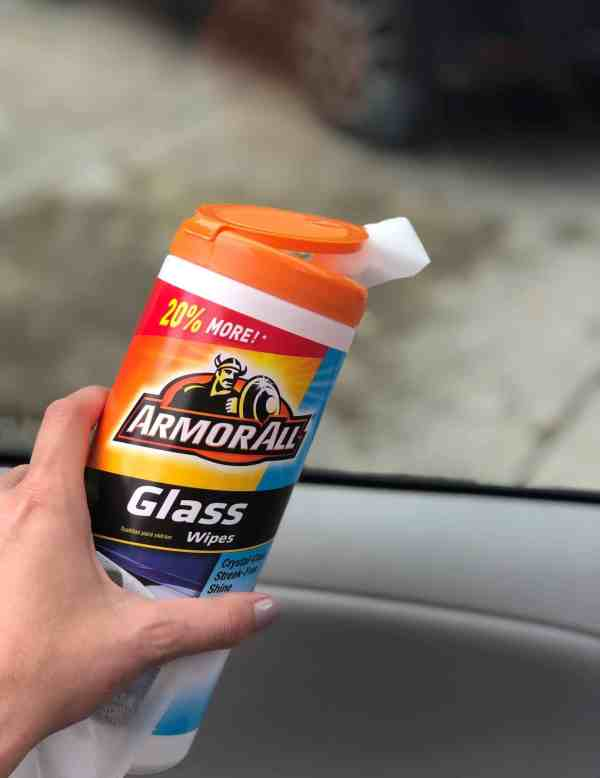 How to clean your car #cleaningtips #sponsored