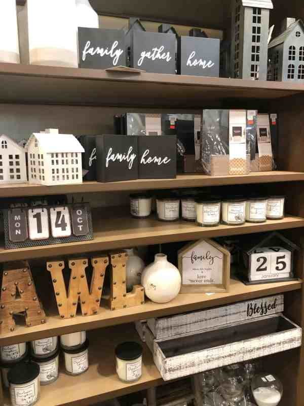 Kirklands fall 2019 home decor