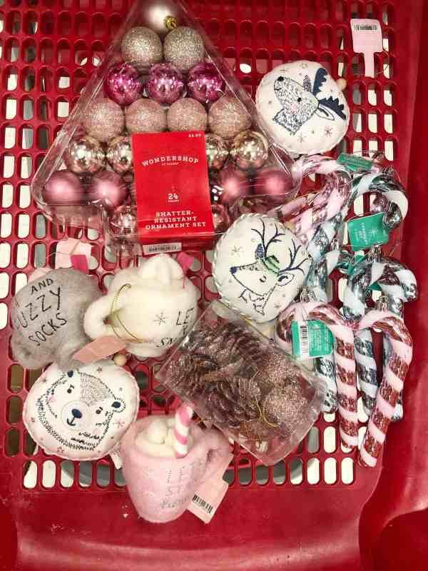 Target Christmas Shop 2019