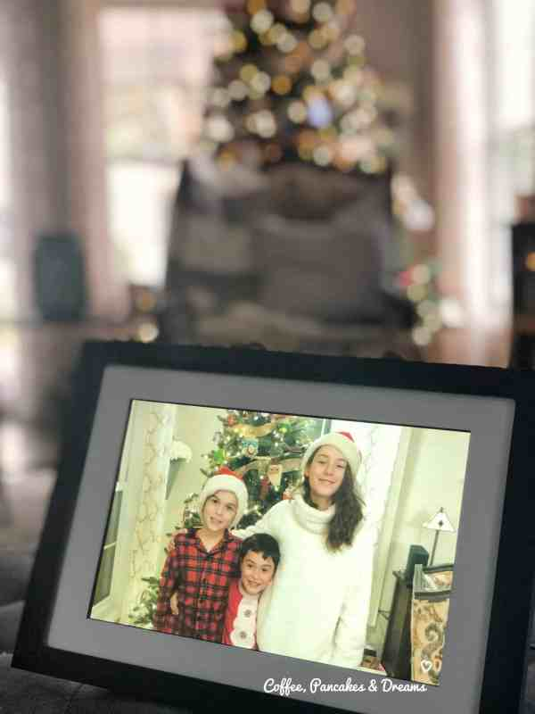 Photo Gift for Grandparents #christmas #mothersday #grandkids #photos