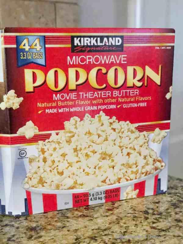 Valentine's Day Popcorn Gift