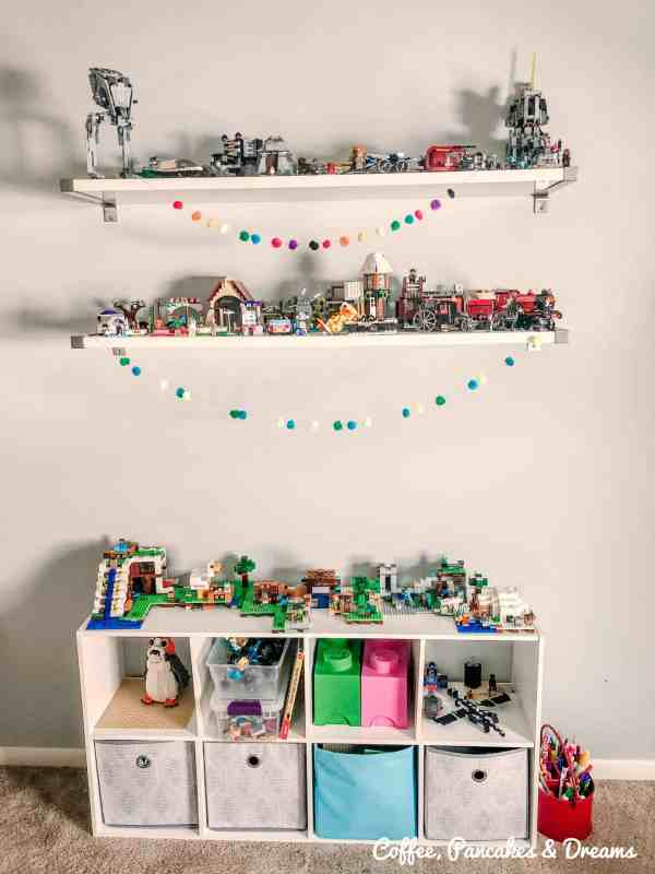 Best Lego Organization Ideas #storage #howto #diy