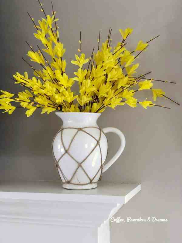 Yellow Floral Stems for Spring