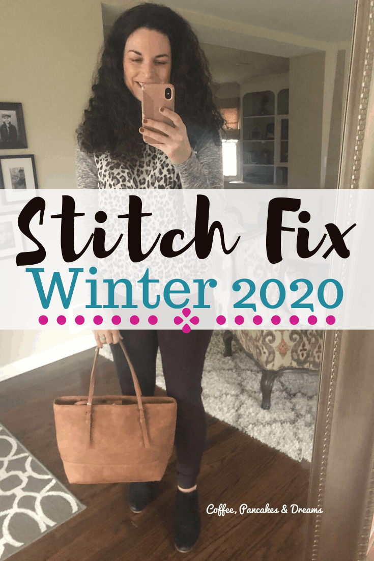 Stitch Fix February 2020 #winterstyle #unboxing #subscriptionbox