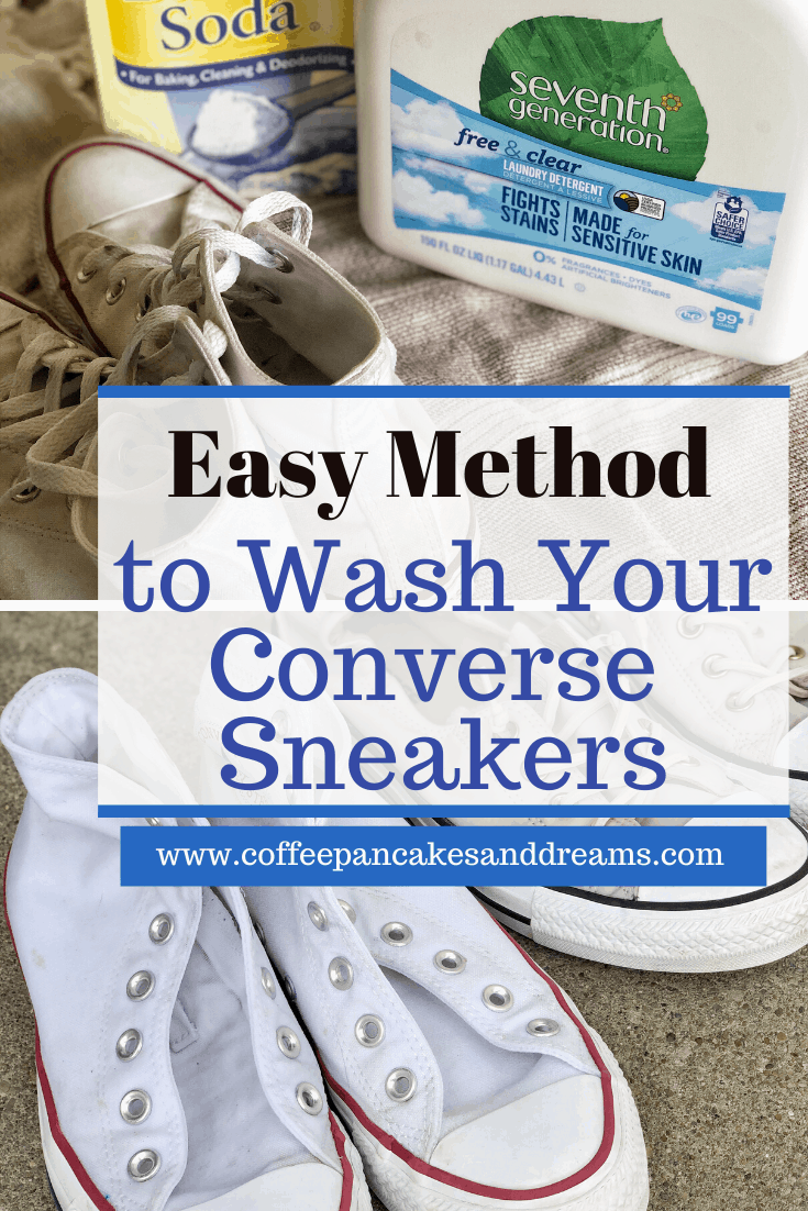 how to clean Canvas Sneakers #converse #vans #white #easy