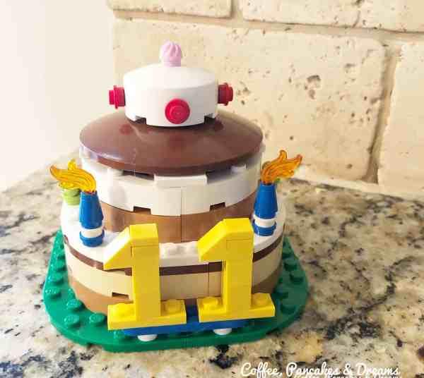 Unique lego birthday gift ideas