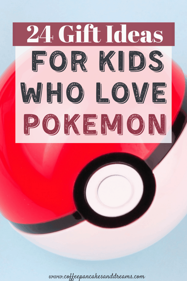 Gifts for Pokemon Fans #christmas #giftideas #pokemongo