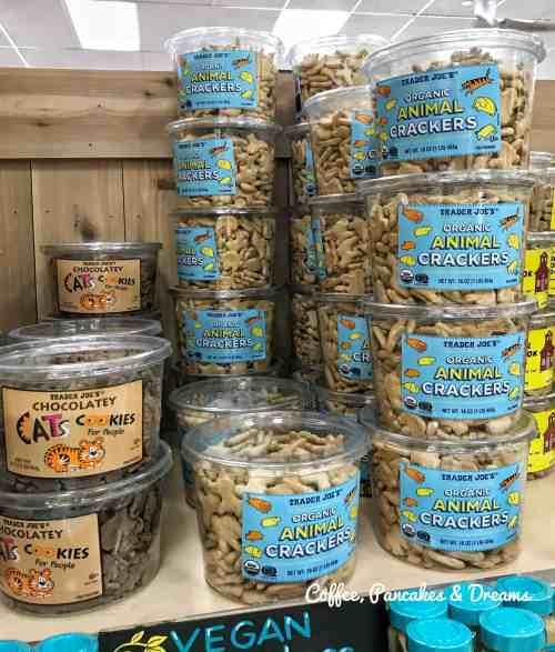 Trader Joe's summer snacks