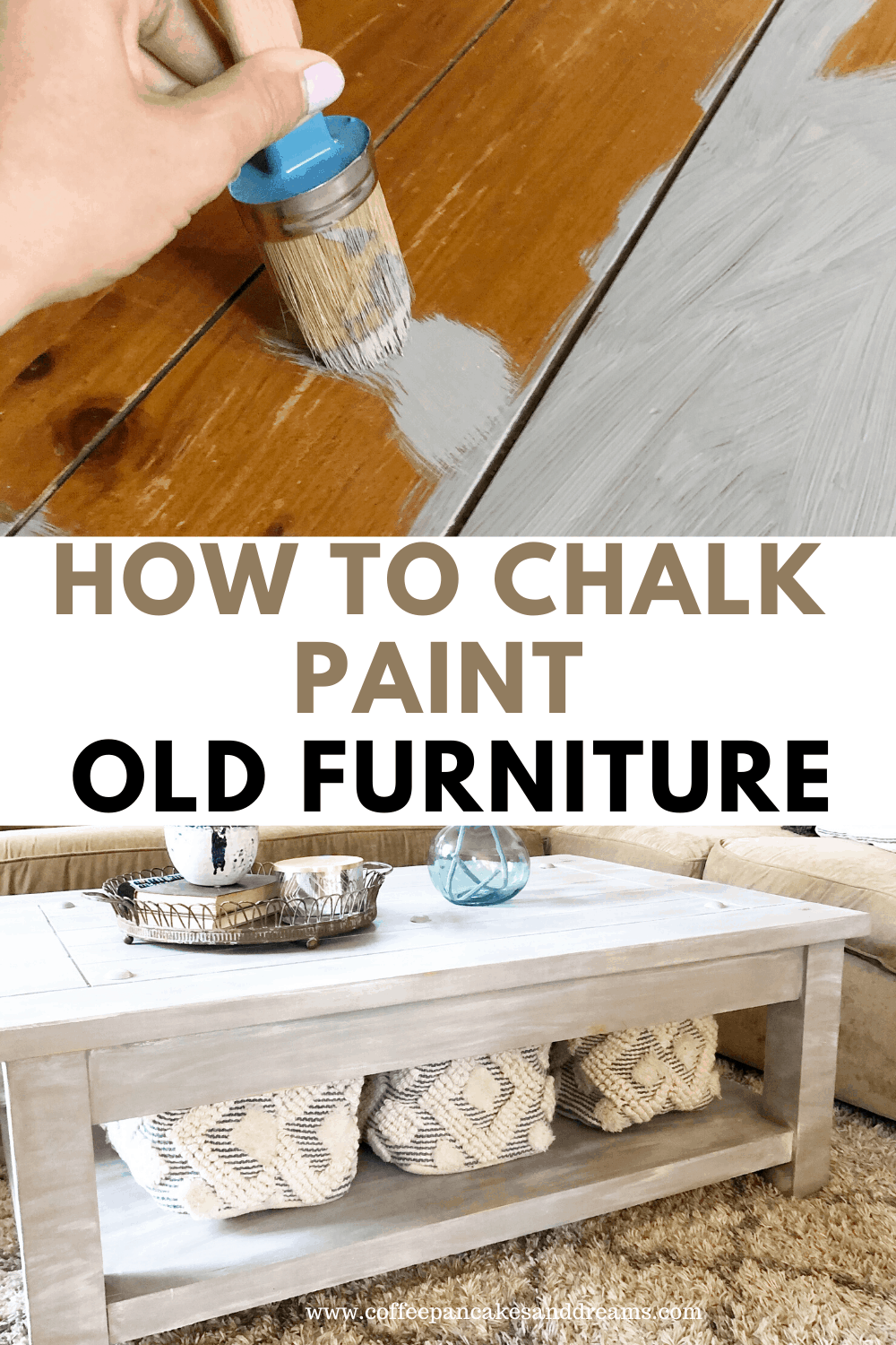 Chalk Paint Furniture DIY with Annie Sloan Paint
