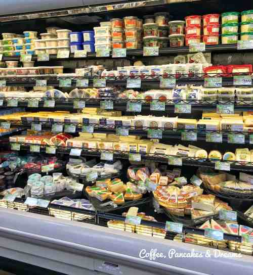 Trader Joe's Cheese Favorites