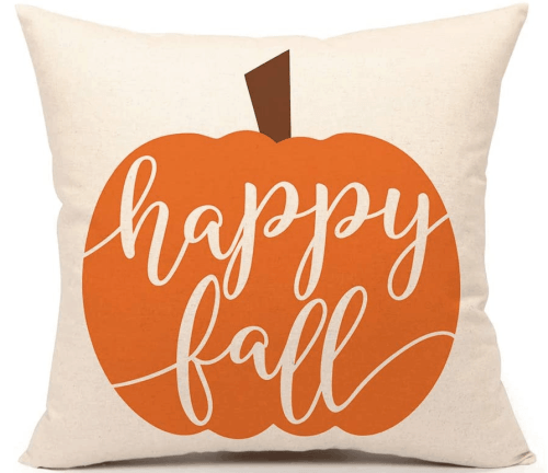 inexpensive fall pillow covers