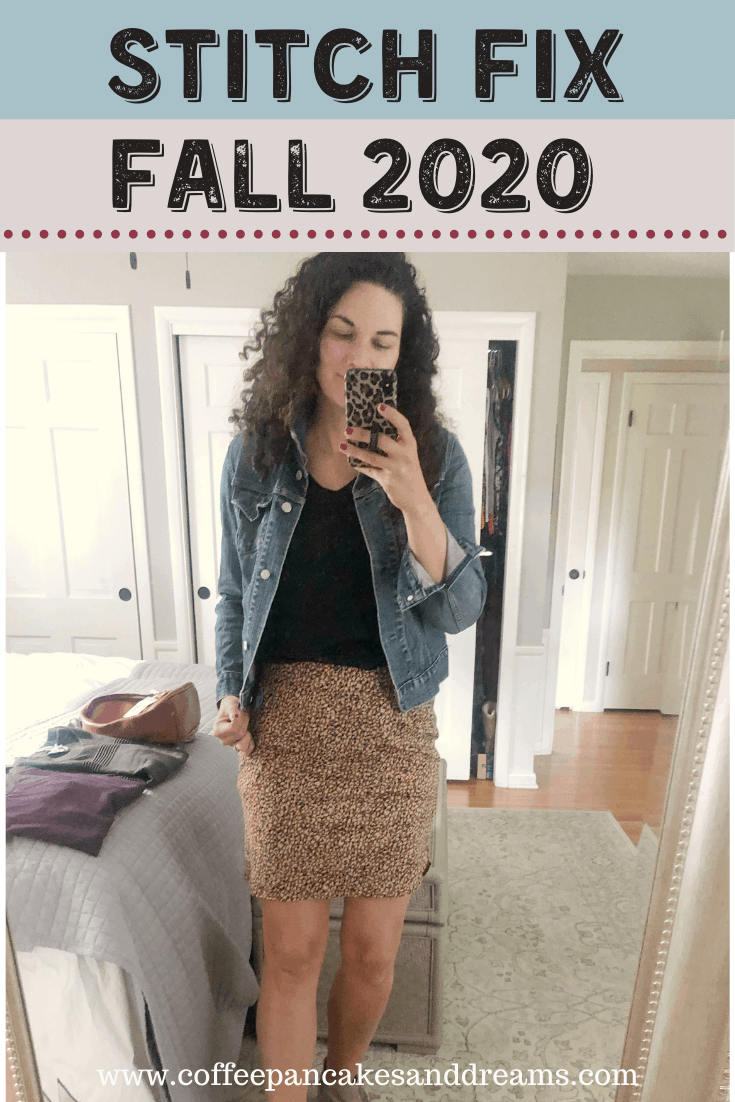 Stitch Fix September 2020