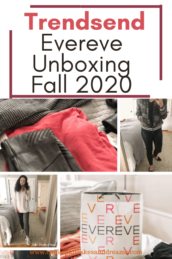 Fall 2020 Trendsend Evereve Try On #falloutfits #fallstyle #falloutfitideas