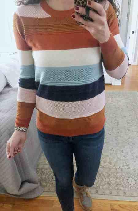Stitch Fix Sweaters 2020 Fall