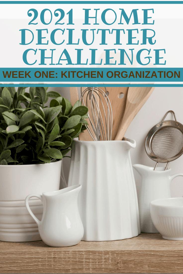 2021 Decluttering Program #clutterfree #declutter #homeorganization