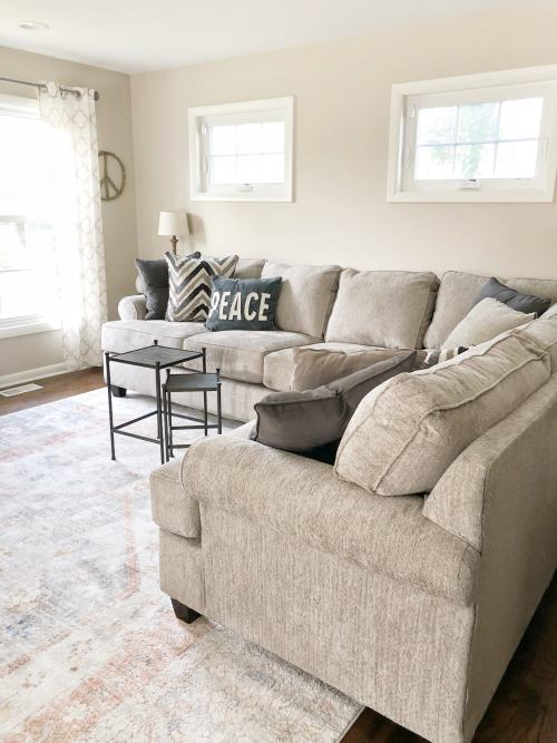 Claremont Sectional From Big Lots