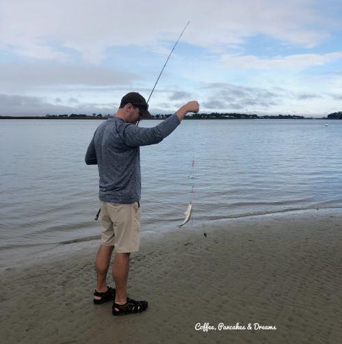 fishing on tybee island georgia