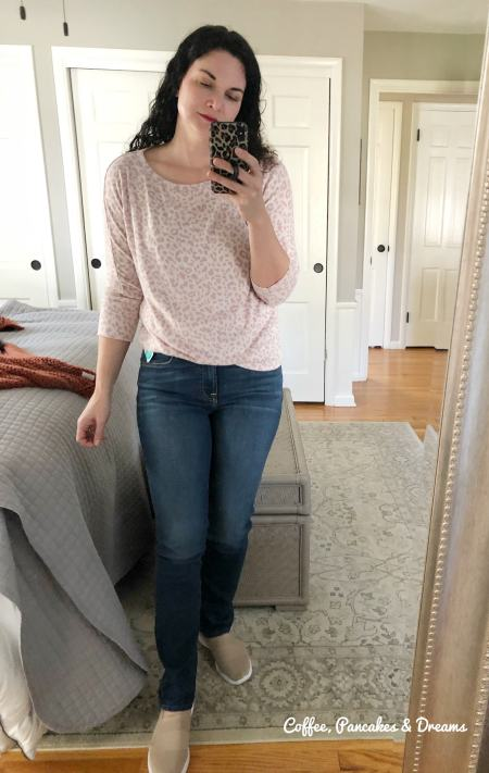 Stitch Fix Unboxing Spring Outfits