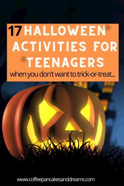 The Best Halloween Activities for Teenagers