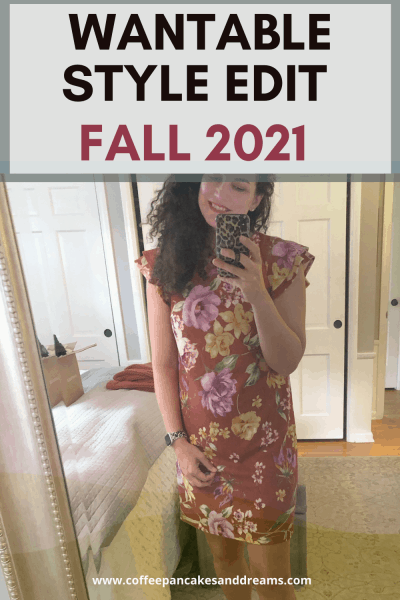 Wantable Review Fall 2021 Style Edit Subscription Box