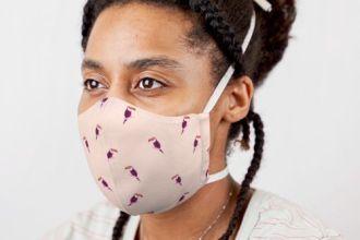 Tukan Mund-Nasenschutz - Toucan Face Mask
