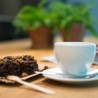 Wizyta w kawiarni - Czarna Fala Warszawa