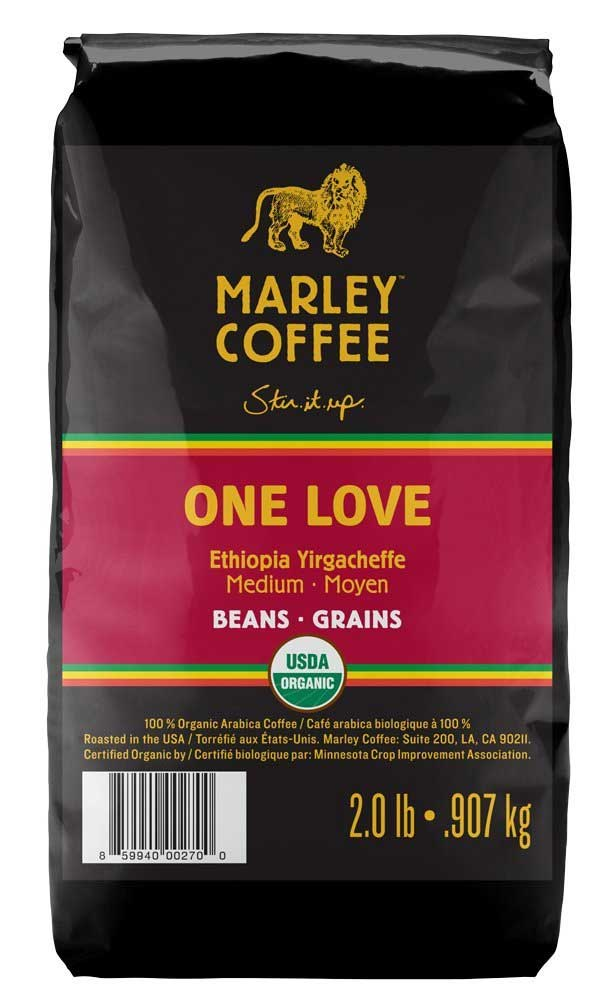 Marley Coffee Review