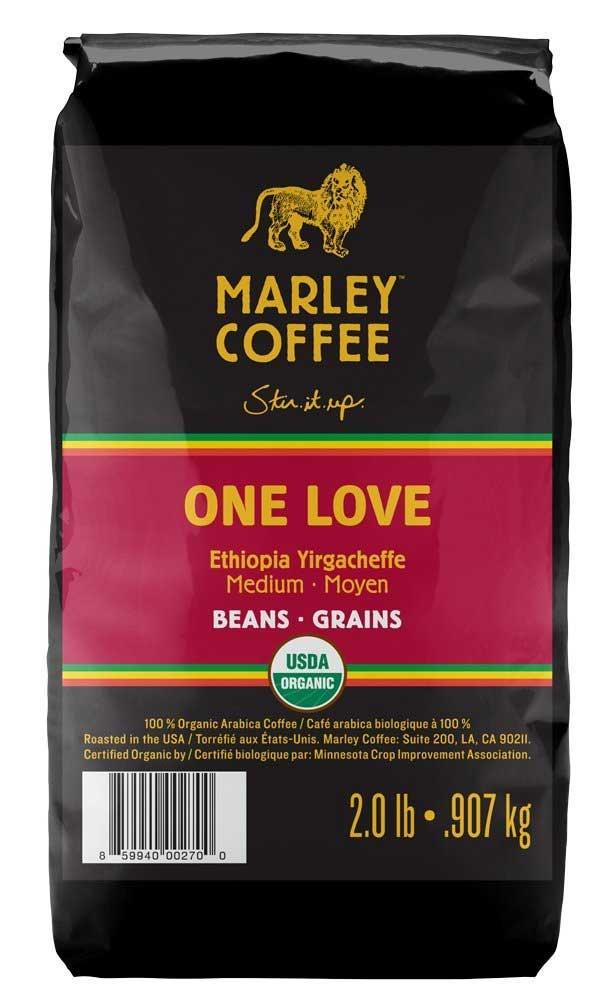 Marley Coffee One Love Organic