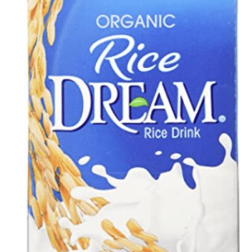 Dream Blends Rice Dream Organic Drink, Enriched Original, 32 Oz (Pack of 6)