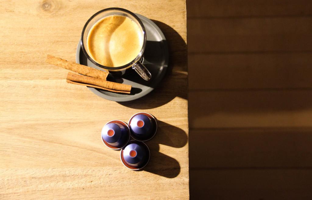 coffee pods