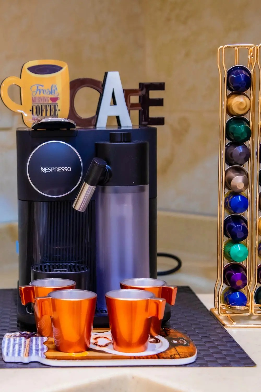 Nespresso Machine FAQ