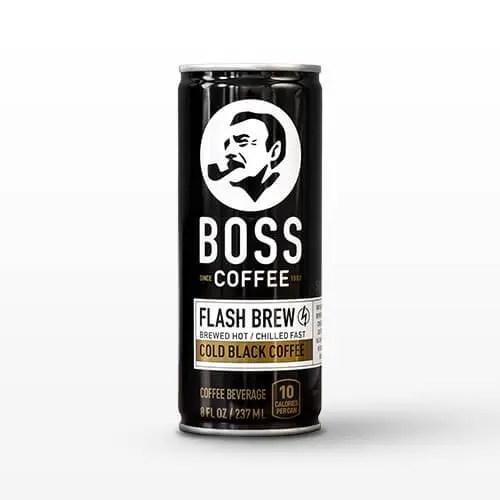 Boss By Suntory Japanese Flash Brew