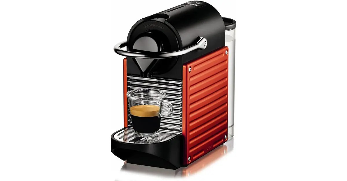 Nespresso Pixie D60 Espresso Machine