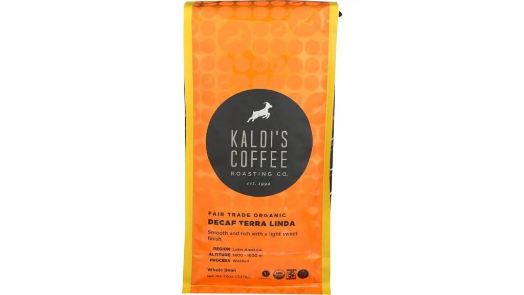 Kaldis Coffee Terra Linda Decaffeinated, 12 Ounce