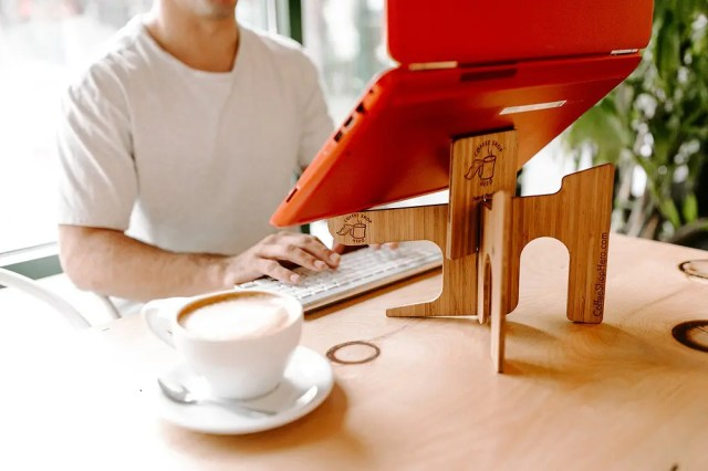Coffee Shop Hero at Coffee Shop