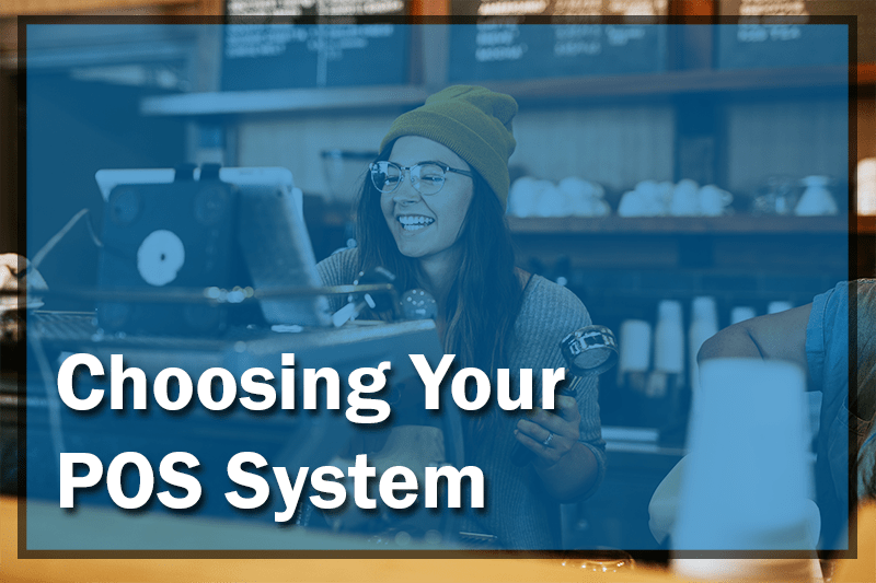 choose your pos system, coffee shop pos
